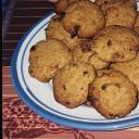 Aszalt sárgabarackos keksz gluténmentes