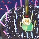 Mamaféle szülinapi torta