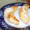 Croissant Tante Fanny tésztából