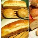 Szögletes kenyér, zsömle - hamburgeresen