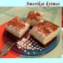 Amerikai krémes - 12 db