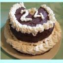 Túró-, csokoládékrémes torta