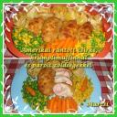 Amerikai rántott csirke krumplimuffinnal