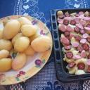 Krumplis rakottas erus modra