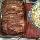 Bacon szalonnás csirkemell