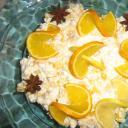 Adventi narancssaláta