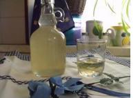 Bodza szörp és Bodza ital